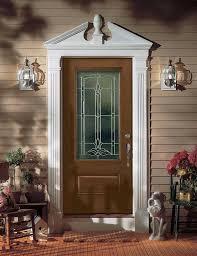 Exterior Door Units Brosco Fiberglass
