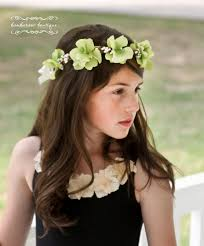 flower girl hair accessories flower girl hair wreath flower girl hair accessories hair