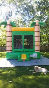 party rentals westchester ny tropical bouncy castle rental in rye ny westchester county