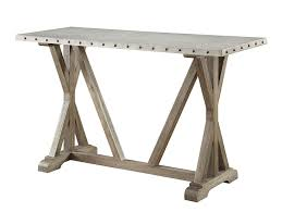 Metal And Wood Sofa Table by Amazon Com Coaster 703749 Home Furnishings Sofa Table Driftwood