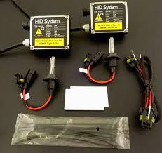 hid fog light ballast xeno hid conversion kit 2 ballasts 2 replacement bulbs headlights