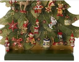 villeroy boch nostalgic ornaments 25 sleigh advent