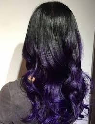ambry on black hair 20 amazing dark ombre hair color ideas