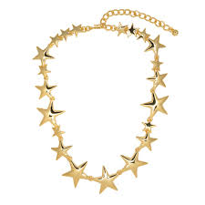 necklace star images Gold star necklace jpg
