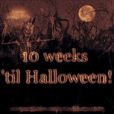 Printable Halloween Countdown Calendar Halloween Countdown Renae Rude The Paranormalist