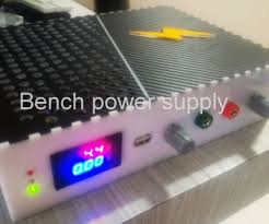 diy bench power supply single channel 5 steps with pictures