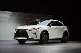 new york lexus rx new york international auto show comes to javits center cbs new york