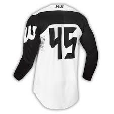 blank motocross jersey jersey rush kw racewear