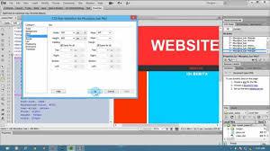 tutorial desain web pdf belajar membuat template web menggunakan adobe dreamweaver cs6 html