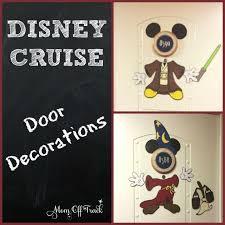 Cruise Door Decoration Ideas Disney Cruise Door Decoration Ideas Mom Off Track