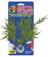 Betta Fish Vase With Bamboo Betta Bling Decor U2013 Mermaid W Hoop Zoo Med Laboratories Inc