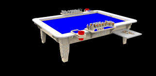 table of ultimate gaming the ultimate game table by wood robot