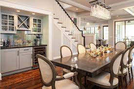 Dining Room Furniture Atlanta Craftsman Dining Rooms With Oval Back Dining Room Craftsman And