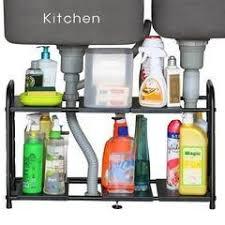 Under Sink Organizer Kitchen - how should i best organize kitchen cabinets and drawers kitchen