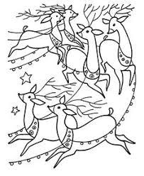 santa sleigh coloring printable santa sleigh kids