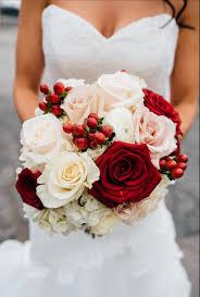 wedding flowers queanbeyan bridal bouquet cranberry white flowers gold chagne cranberry