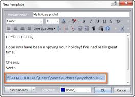 create email templates in outlook 2016 2013 for new messages
