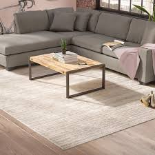 Area Rug Modern Williston Forge Distressed Modern Sleek Gray Area Rug