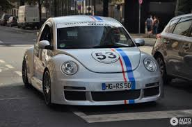 volkswagen supercar volkswagen beetle rsi 20 september 2016 autogespot