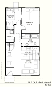 floor plan cottage small cottage house plans under 800 sq ft 800 sf unit floor plan