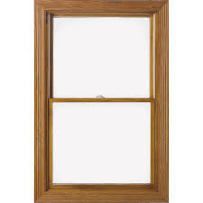 shop pella 450 series wood double pane annealed double hung window