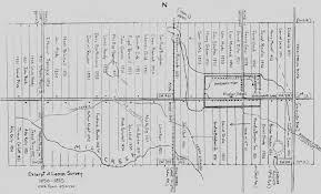 3 2nd st pioneer houses u0026 lemon survey history of 2nd street