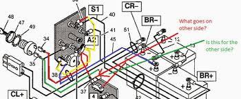 best ezgo golf cart forward switch wiring diagram pictures