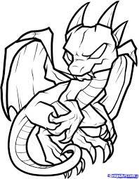 the brilliant cool dragon coloring pages regarding invigorate to