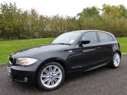 black bmw 1 series bmw 1 series 118d m sport 2010 diesel manual in black in romsey