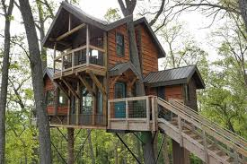 three house treehouses of serenity home