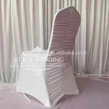 Ruched Chair Covers Pleated Spandex Chair Cover Pleated Spandex Chair Cover Suppliers