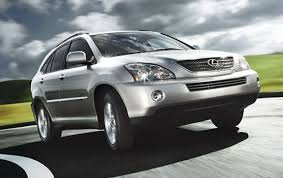 2007 lexus rx 400h information and photos zombiedrive