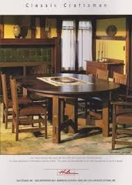 Arts And Crafts Dining Room Furniture by Best 25 Craftsman Dining Tables Ideas On Pinterest Craftsman