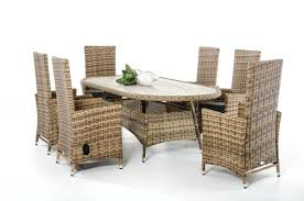parrot modern outdoor dining set