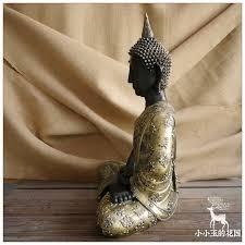 exquisite thai golden buddha ornaments southeast asia hotel living
