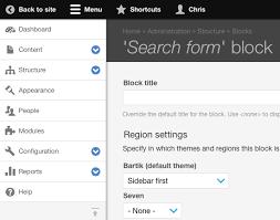 theme drupal menu block drupal admin theme guide mobile elegant