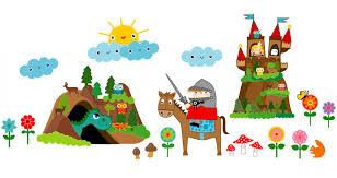 kinderzimmer wandbilder uncategorized geräumiges wandtattoo ritter kinderzimmer