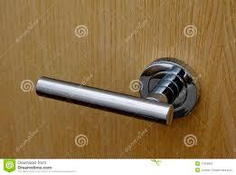 simple design modern door handle royalty free stock image image