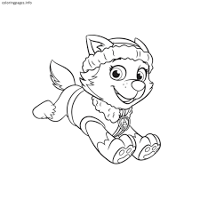 paw patrol coloring pages pdf free coloring pages