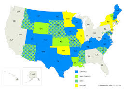 Nebraska Usa Map by Compact And Walk Through Nursing Jobs 888 686 6877