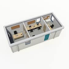 bureau modulaire interieur locaux modulaires bureau temporaire batiment demontable portakabin