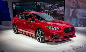 subaru impreza 2017 interior 2017 subaru impreza 4 door pictures photo gallery car and driver