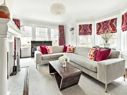 Decorate Livingroom 12 Living Room Ideas For A Grey Sectional Hgtv U0027s Decorating