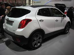 opel mokka 2015 file opel mokka rear view jpg wikimedia commons