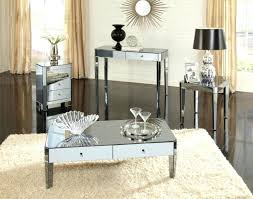 Cheap Living Room Furniture Uk Mirrored Furniture Mirrored Living Room Collection Mirrored