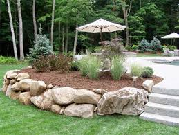 stylish ideas landscaping boulders exquisite large landscape