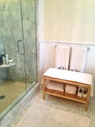 bathroom bench seat storage bench with storage underneath storage