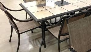 ceramic tile top patio table outdoor tile table mosaic tile patio table spanish tile outdoor