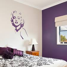 Marilyn Monroe Bedroom Furniture Marilyn Monroe Wall Decal