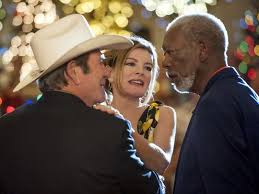 see first photos from morgan freeman and tommy lee jones u0027 new comedy